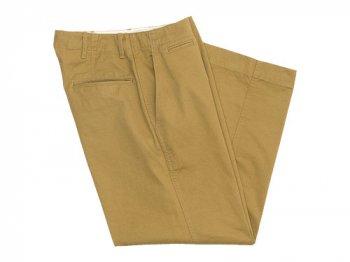 【別注】 ordinary fits Wide Chino Pants BEIGE