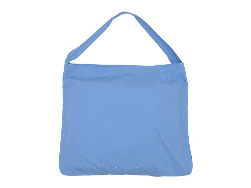 maillot cotton shoulder bag SAX