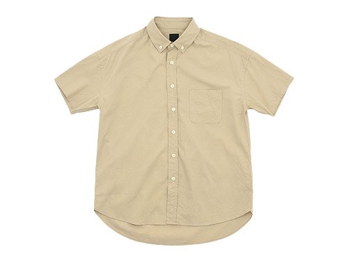 maillot soft ox relax s/s BD shirts BEIGE