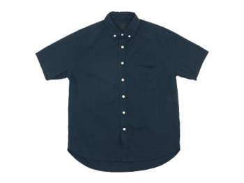 maillot soft ox relax s/s BD shirts NAVY