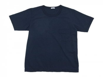 maillot super cotton pocket Tee NAVY
