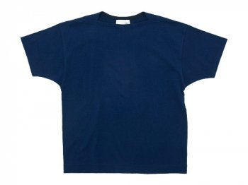 blanc Short Sleeve Living Work Tee NAVY