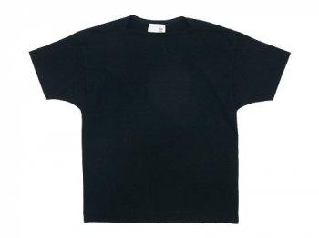 blanc Short Sleeve Living Work Tee BLACK