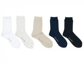 Lin francais d'antan Dulac Cotton Socks