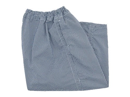ordinary fits ball pants sucker NAVY CHECK
