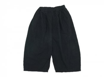 ordinary fits DELI PANTS LINEN BLACK