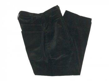 TUKI combat pants corduroy 32EBONY