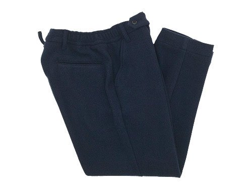 maillot mature taper easy trouser NAVY