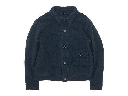 maillot mature wool G jacket NAVY