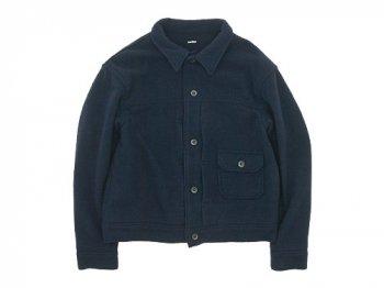 maillot mature wool G jacket NAVY