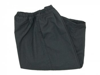 ordinary fits ball pants wool CHARCOAL
