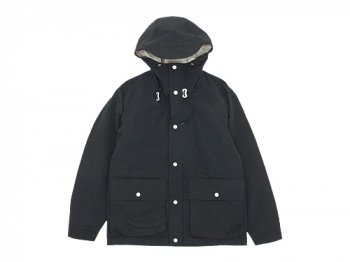 ENDS and MEANS Sanpo Jacket BLACK