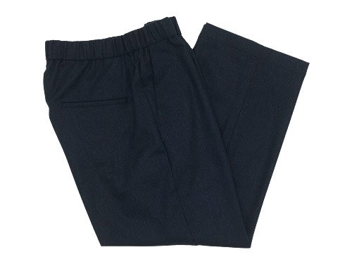 TOUJOURS Easy Trousers NAVY