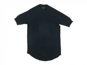 Ohh! Thermal Crew S/S BLACK
