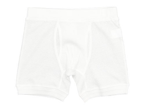 Ohh! Thermal Boxer Briefs WHITE