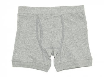 Ohh! Thermal Boxer Briefs TOP GRAY