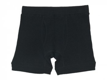 Ohh! Thermal Boxer Briefs BLACK