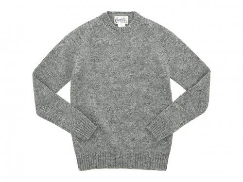 Charpentier de Vaisseau Karl Shetland Crew Neck Knit