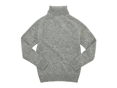 Charpentier de Vaisseau Turtle Neck Knit GRAY