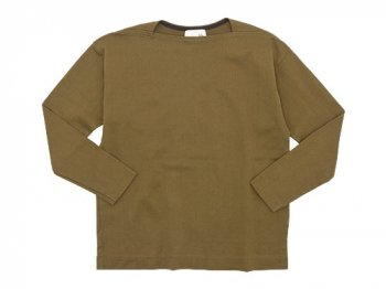 blanc Living Work Knit KHAKI BROWN