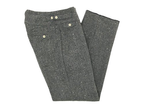 TATAMIZE -SIMME- TROUSERS TWEED GRAY