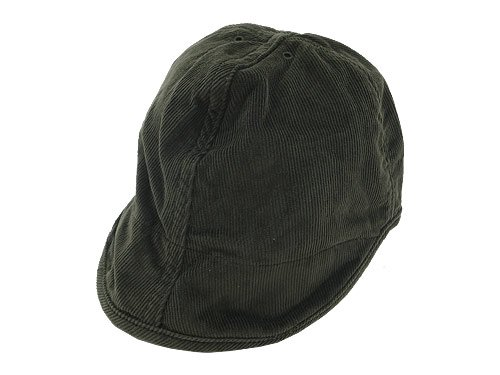 TATAMIZE -TRIM- WORK CAP GREEN CORD