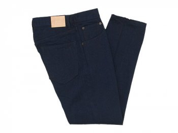 HATSKI Regular Tapered Denim Indigo BK