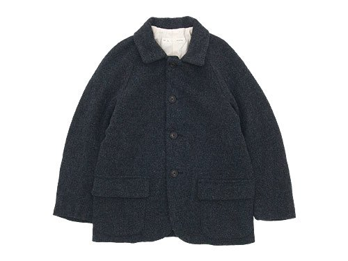 nisica ウールジャケット GRAY 【NIS-805】