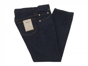 YAECA DENIM PANTS 14W INDIGO 〔メンズ〕