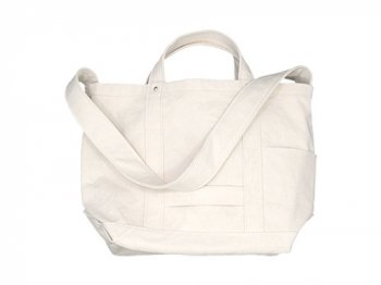 YAECA TOOL BAG MEDIUM cotton NATURAL