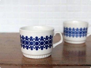 幾何学模様のカップ 01