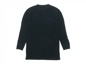 Ohh! Military 8/S Undershirt BLACK