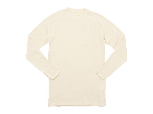Ohh! Thermal L/S Undershirt ECRU