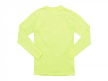 Ohh! Thermal L/S Undershirt LIME YELLOW