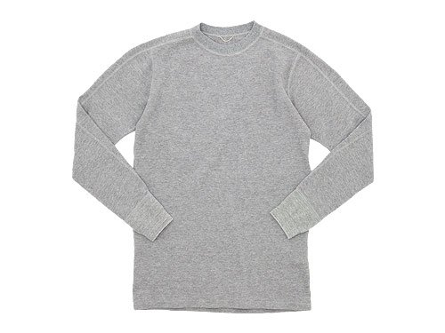 Ohh! Thermal L/S Undershirt TOP GRAY