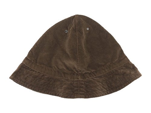 TATAMIZE MOUNTAIN HAT BROWN CORD