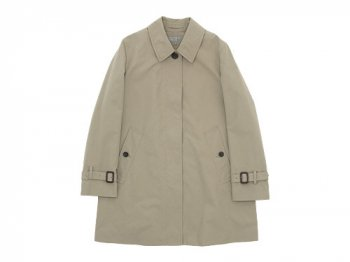 MARGARET HOWELL PROOFED COTTON COATING COAT 147KHAKI 〔レディース〕