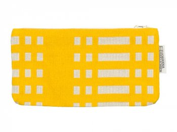 JOHANNA GULLICHSEN Long Purse Nereus YELLOW
