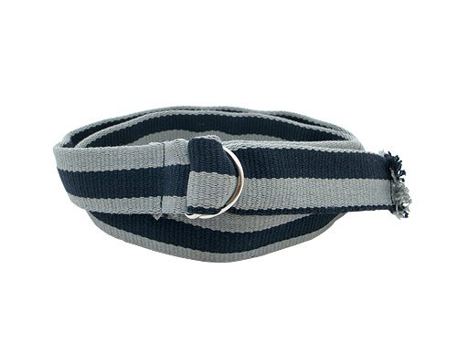 JOHANNA GULLICHSEN Wide Ribbon Belt BLACK