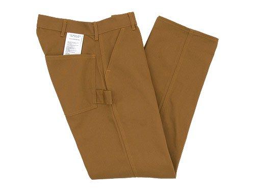 TUKI work pants 02brown