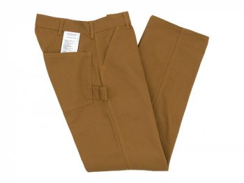 TUKI work pants 02brown