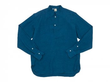 TATAMIZE -SIMME- STAND P/O SHIRTS RELAX BLUE