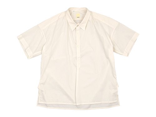 TATAMIZE -SIMME- HALF SLEEVE SHIRTS OFF WHITE