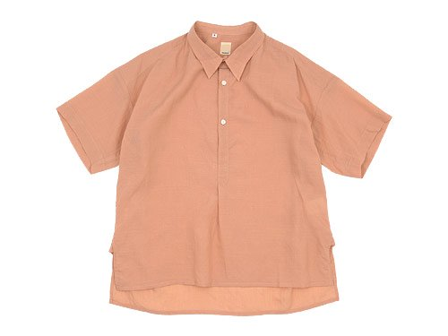 TATAMIZE -SIMME- HALF SLEEVE SHIRTS PINK