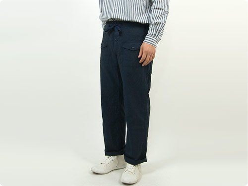 TATAMIZE ALPINE PANTS NAVY