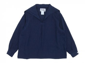 Charpentier de Vaisseau Susie Sailor Shirts NAVY
