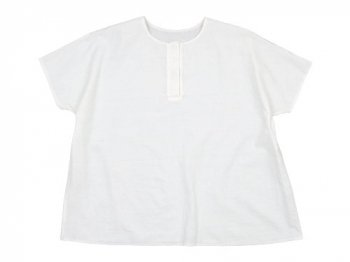 Atelier d'antan Schiele(シーレ) Short Sleeve Blouse