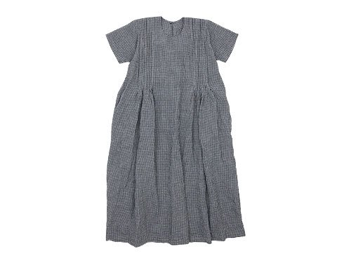 Lin francais d'antan Villon Short Sleeve One-piece