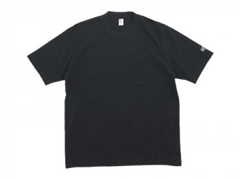 ENDS and MEANS Standard Pocket Tee DARK BROWN