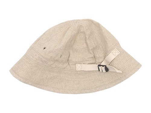 ENDS and MEANS Summer Boy Hat NATURAL